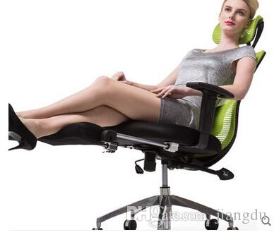 ergonomic computer chair home fashion office chair can lay clerk chair swivel chair health study from jiangdu dhgatecom