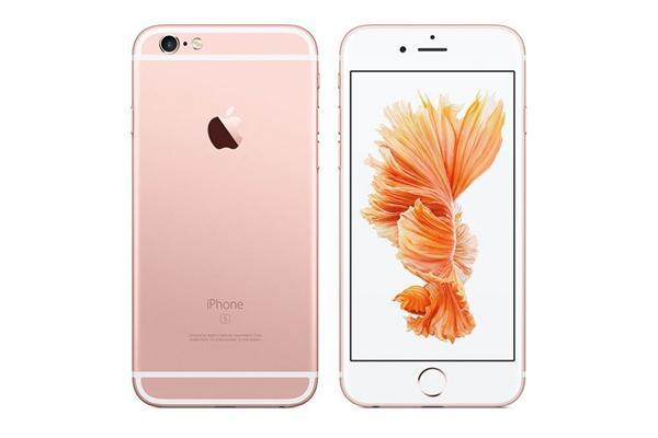 100% Orijinal Yenilenmiş Apple iPhone 6 S Cep Telefonları 16G 64G 128G IOS Gül Altın 4.7