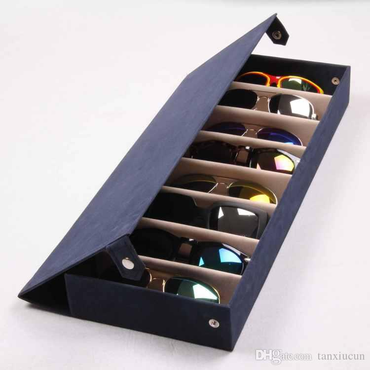 Delicieux Sunglasses Suede Storage Box Glasses Display Box Storage Box Wholesale  Glasses Prescription Motorcycle Glasses Reading Glasses Online From  Tanxiucun, ...