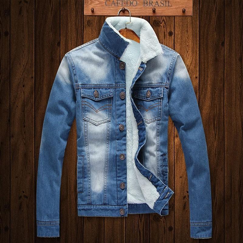 Mens Denim Shirt, Cowboy style