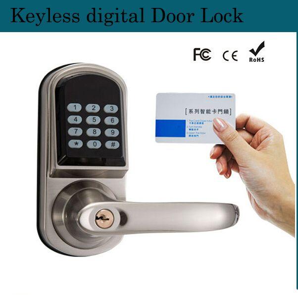 2018 Smart Electronic Sensors Password Lock Electronic Keyless Entry ...