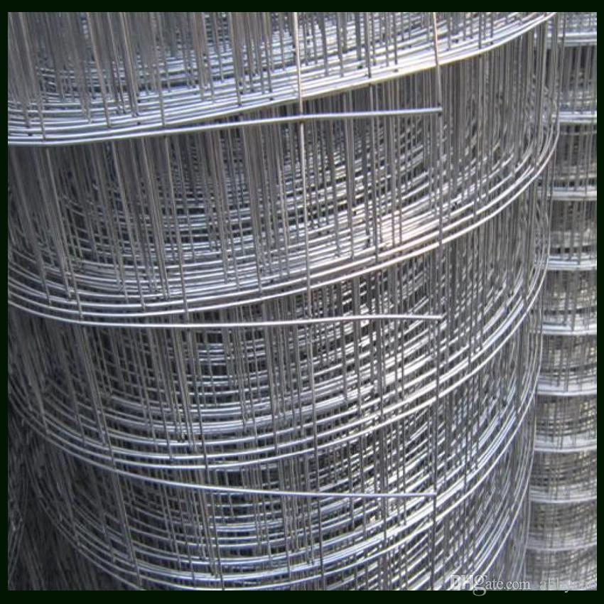 2017 75mm Welded Wire Mesh Fence Used For Horse/Cattle/Sheep Field ...