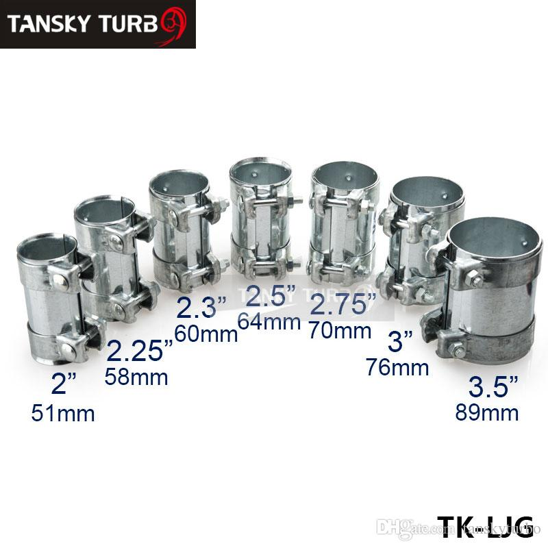 2017 Tansky High Quality 60mm O D 2 3 Inch Exhaust Connector Coupler Sleeve  Adapter Pipe Tube Joiner Tk Ljg60tg From Tanskyturbo, $4 57 | Dhgate Com