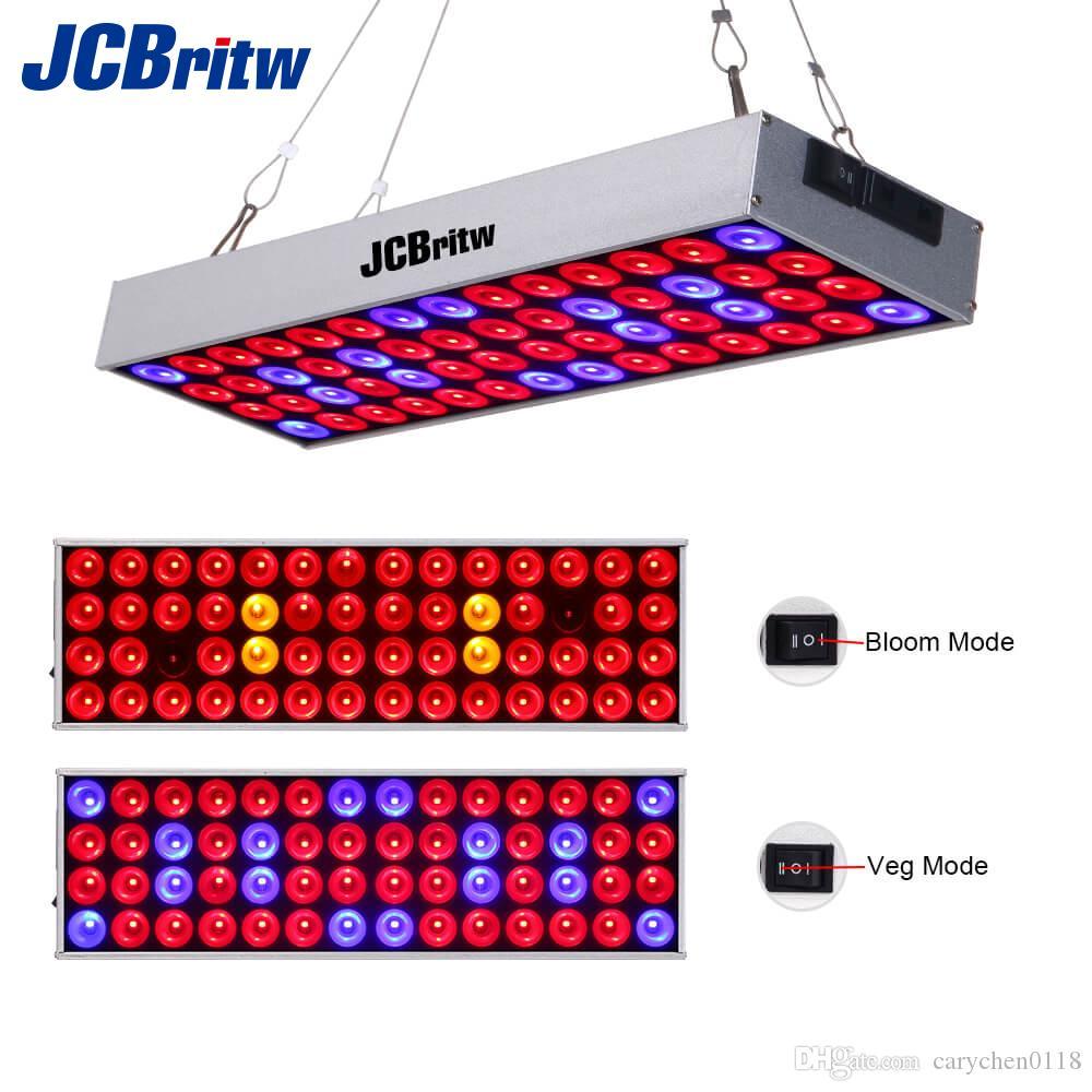 Großhandel Led Grow Light Panel Vollspektrum Veg Bloom Dual Mode ...
