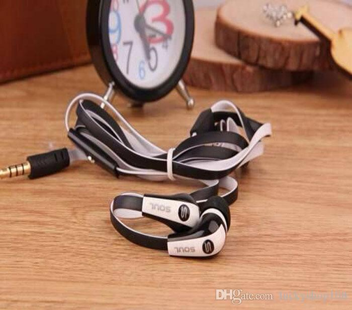 Cheap Good Quality Soul Mini SL700 By Ludacris Earphone With Mic For iPhone 6s 6 5s 5 Plus Mobile Phone MP3 Headphone Sport Headset