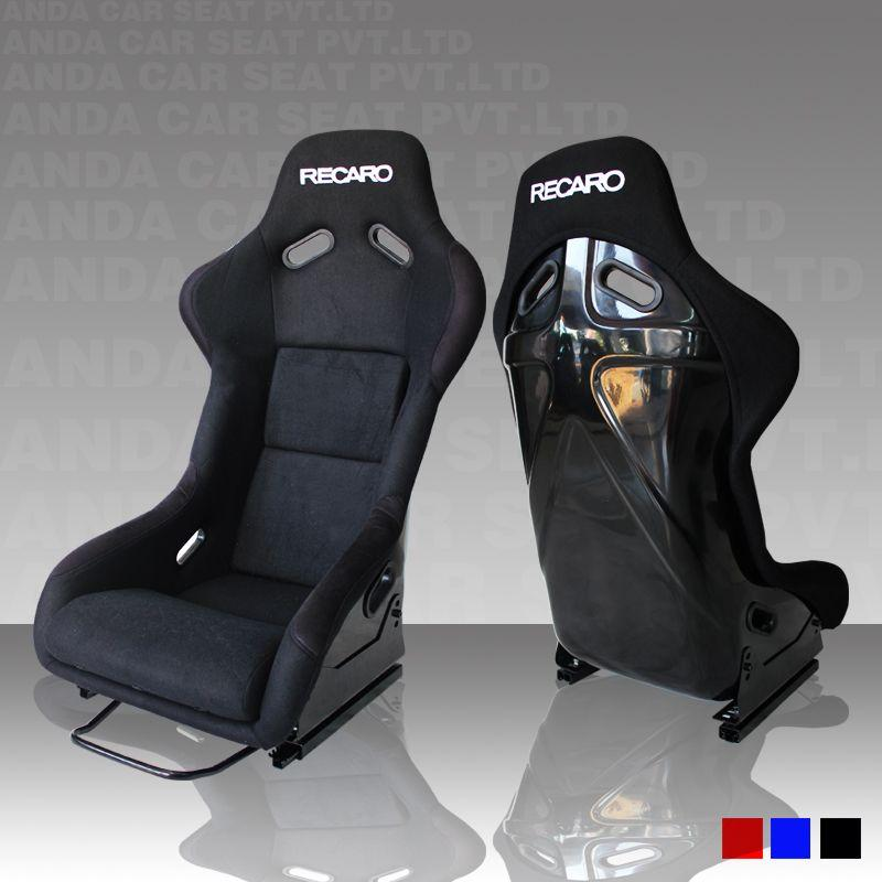 2018 RECARO Modified Fiberglass Racing Seat Car Bucket Seats MJ From Cervelo 61675
