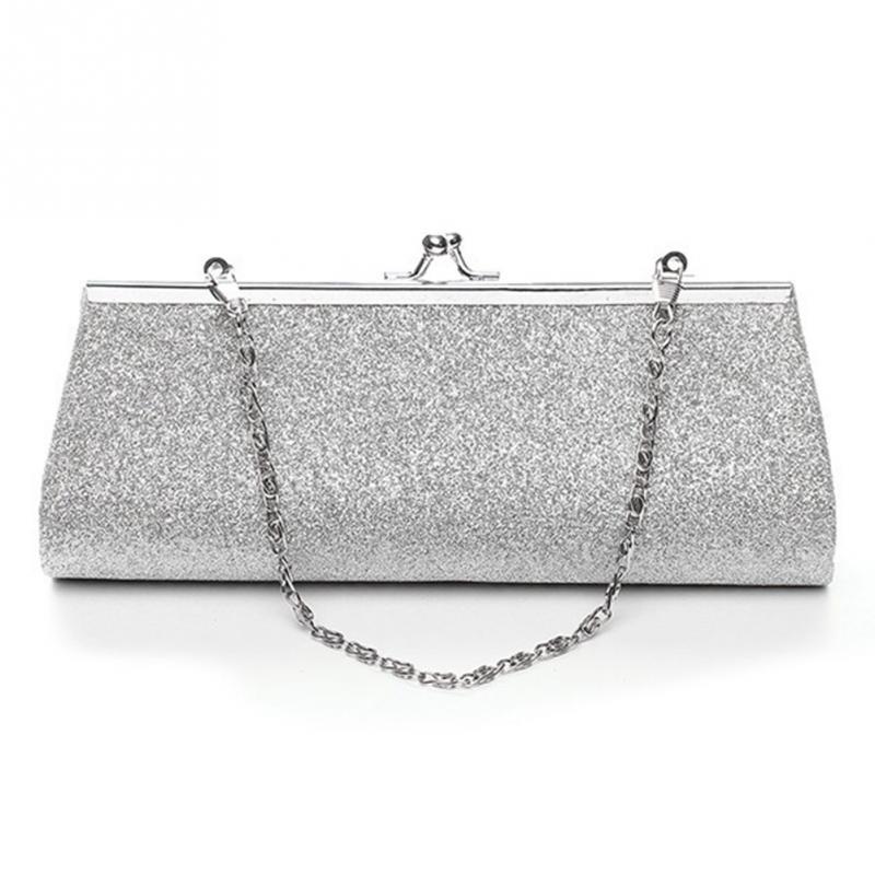 dc4028e250 Wholesale- Ladies Clutch Purses Chain Handbag for Women Evening Bags ...