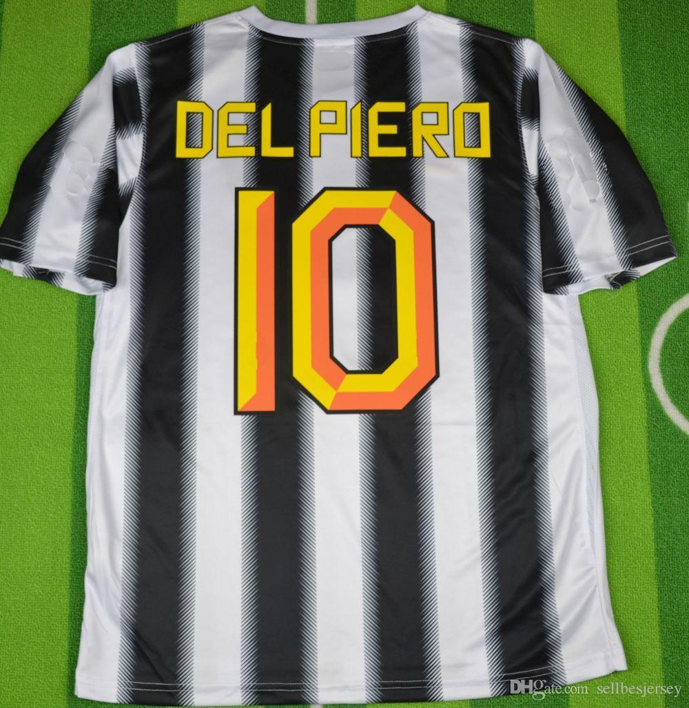 1d1f0052e0e ... 2019 retro jerseys 2011 2012 10 del piero jersey shirt ju coat italy  from sellbesjersey 130.92