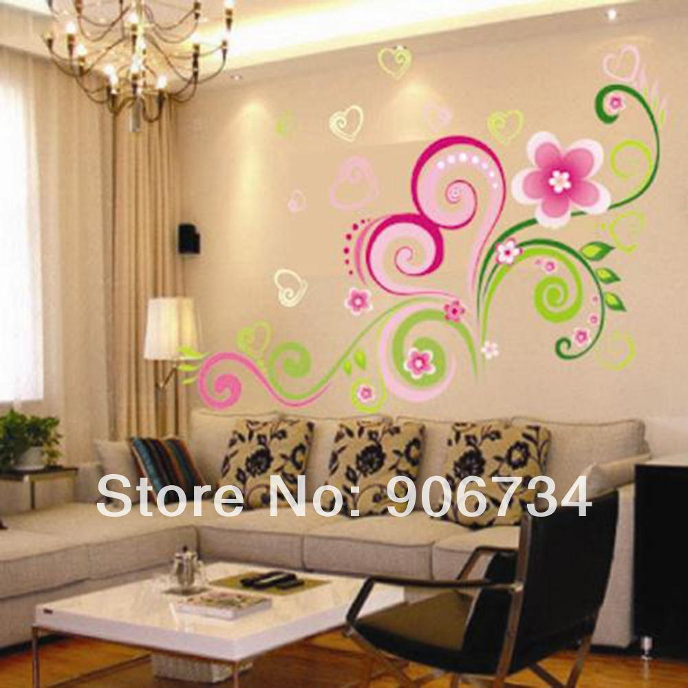 Best Pink And Purple Wall Decor Images - The Wall Art Decorations ...