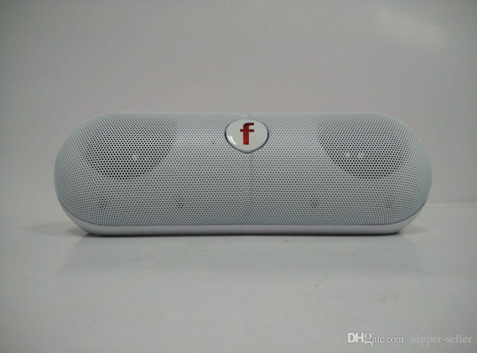 Pill XL Bluetooth Mini Speaker Protable Wireless Stereo Music Sound Box Audio Super Bass U Disk TF Slot With Handle DHL FREE