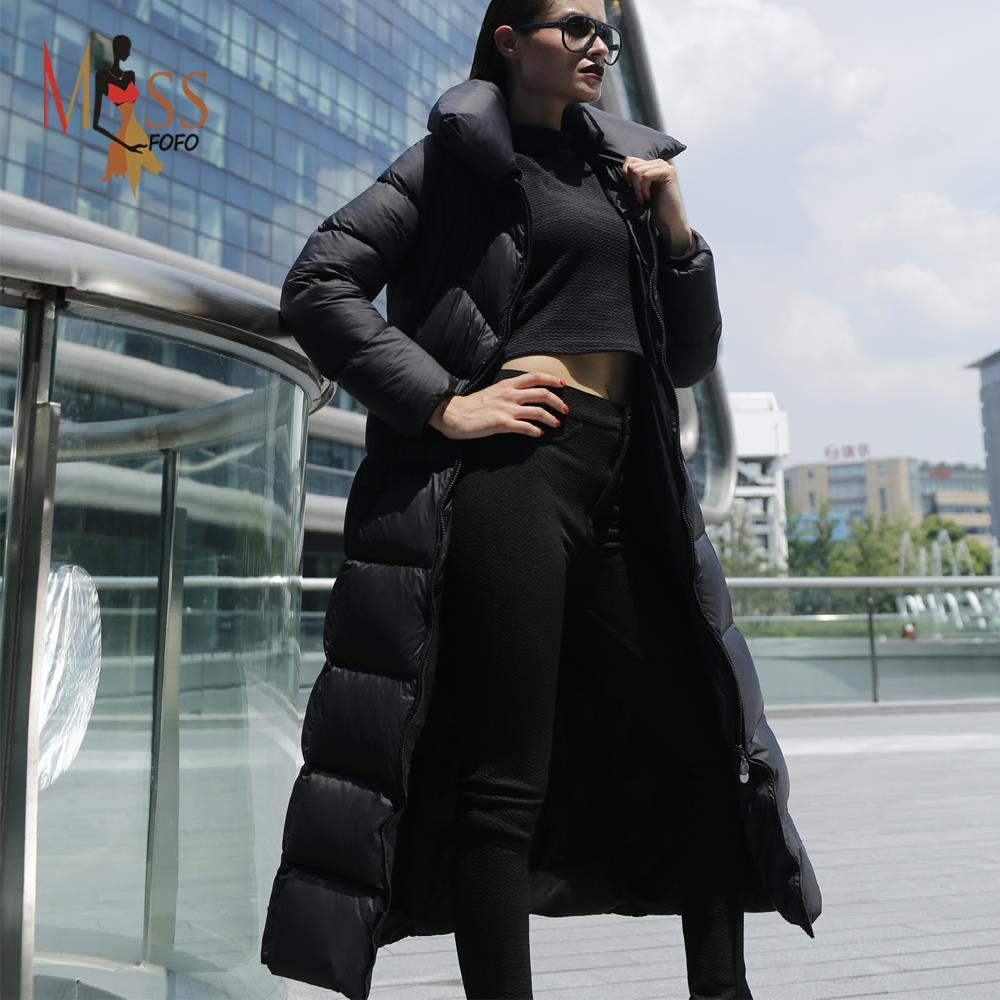 Best 2015 New Winter High Fashion Street Trend Star Women'S 90 ...