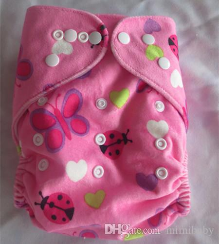 2015 Best Quality Reusable Diaper Suppier Cloth Diapers Minky Nappies Covers with insers