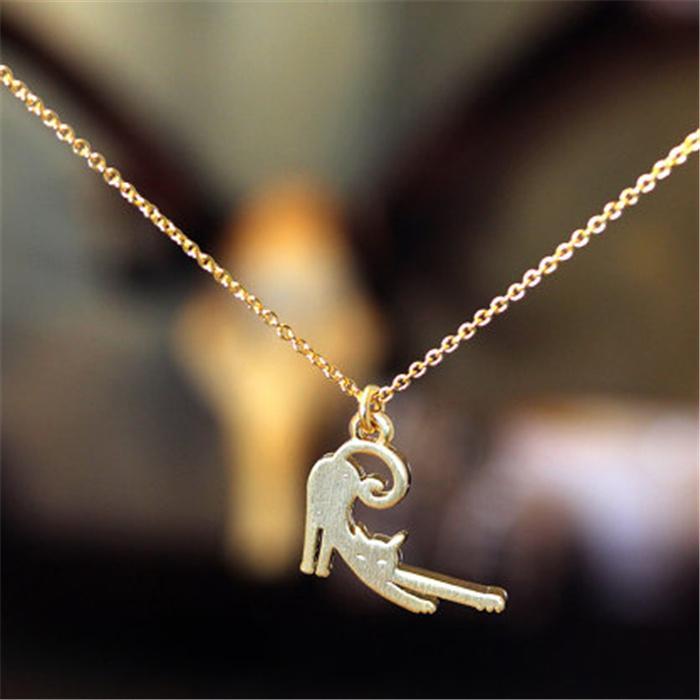 Einzigartige Anhänger Halsketten Mode Anhänger Halsketten für Frauen Europa und Amerika Beliebte Neue Ankunft für Sale15