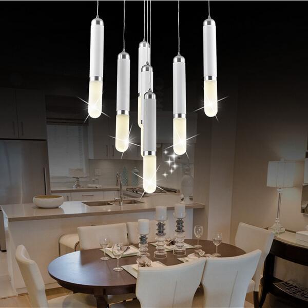 Großhandel Neues Design Moderne Einfache Led Pendelleuchte Für ...