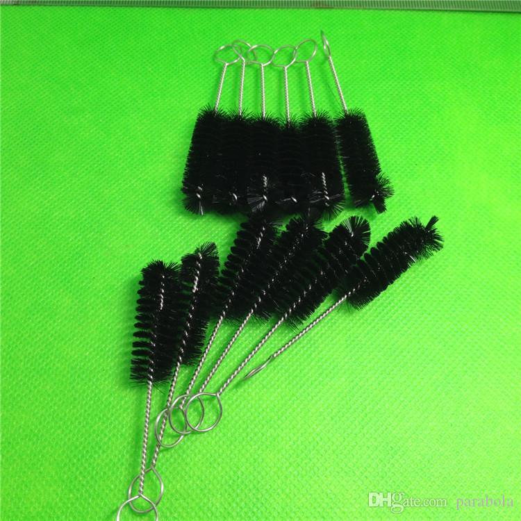 E Papieros Różne Rozmiary Ze Stali Nierdzewnej E Solid Oil Wax Dabber Tool Eg Brush Sprika na przykład patelni Gax Elates Suche ziół Wax Vaporizer