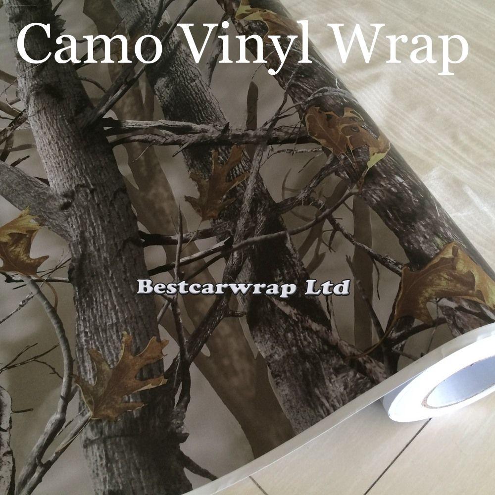 2019 Realtree Ambush Military Camo Vinyl Wrap For Car Wrap