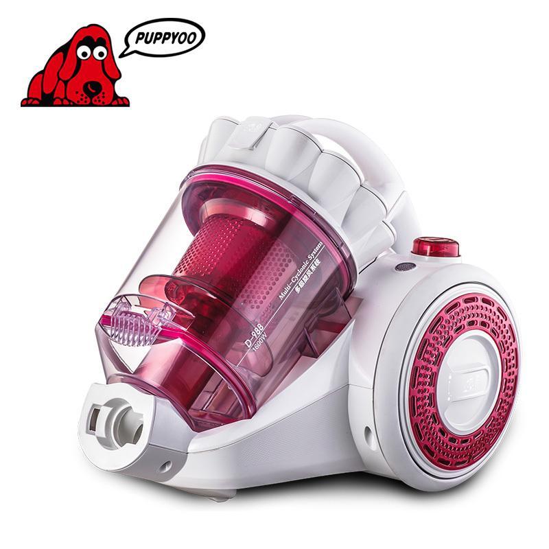 Quiet Vacuum Cleaner 2017 puppyoo best selling&ultra quiet domestic mites vacuum