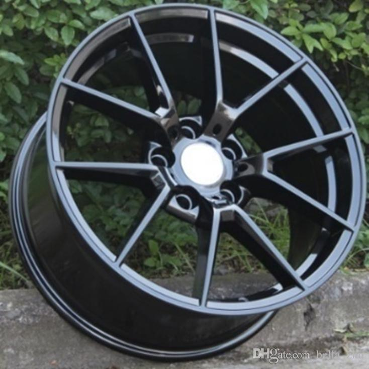 Bmw M3 Cs: 2018 18 New 2018 M3 CS Style Wheel 5X120 Black Rim For Bmw