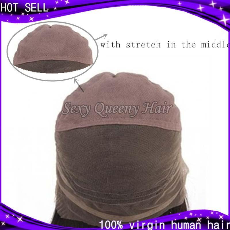 parrucche dei capelli umani del merletto dei capelli umani del merletto dei capelli del merletto delle parrucche anteriori brasiliane possono essere tinte parrucche diritte dei capelli e della parte trasporto libero