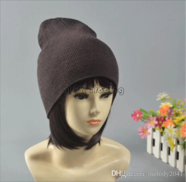 17ca0b283 Wigwam Acrylic Ribbed Watchcap Beanie Hat Knitted Soft Resilient Fashion  Skull Caps Cheap Free Ship Beanie Boo Trucker Hats From Melody2041, $2.2   ...