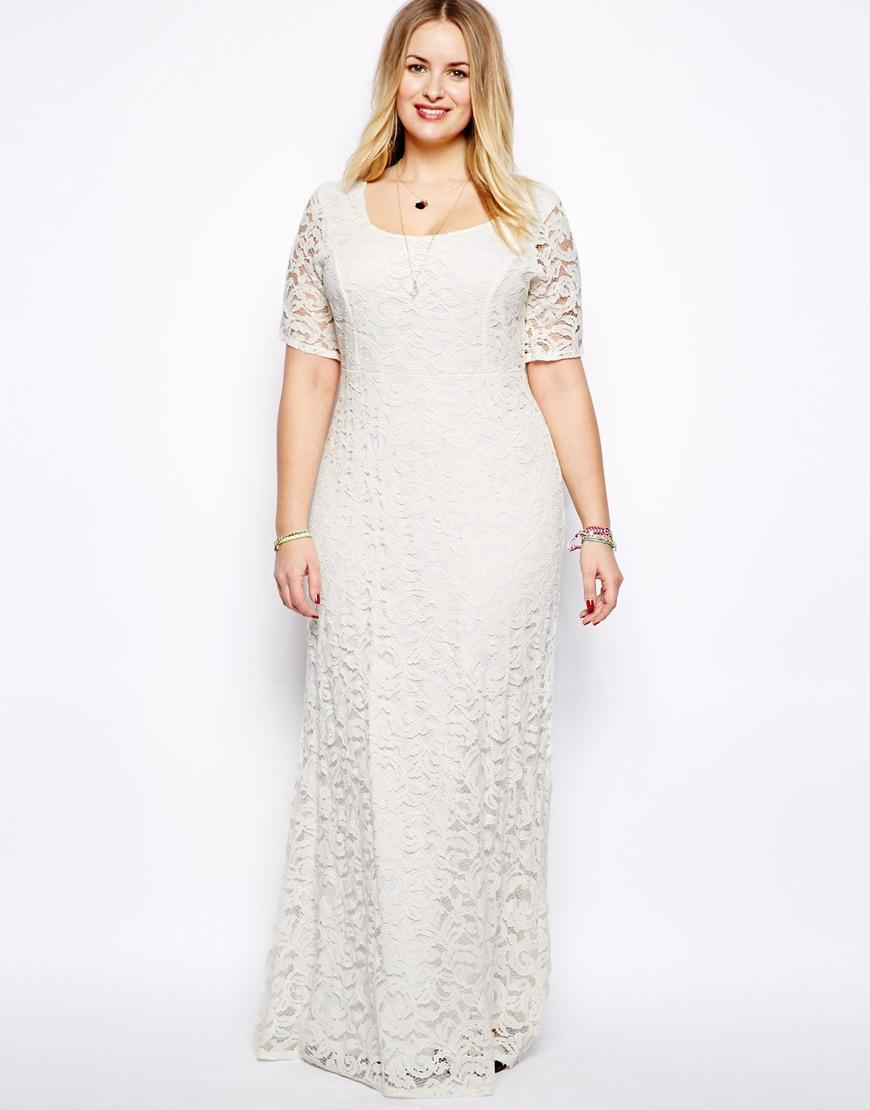 9XL Wedding Dress Plus Size Maxi Dress Long Little Black Lace ...