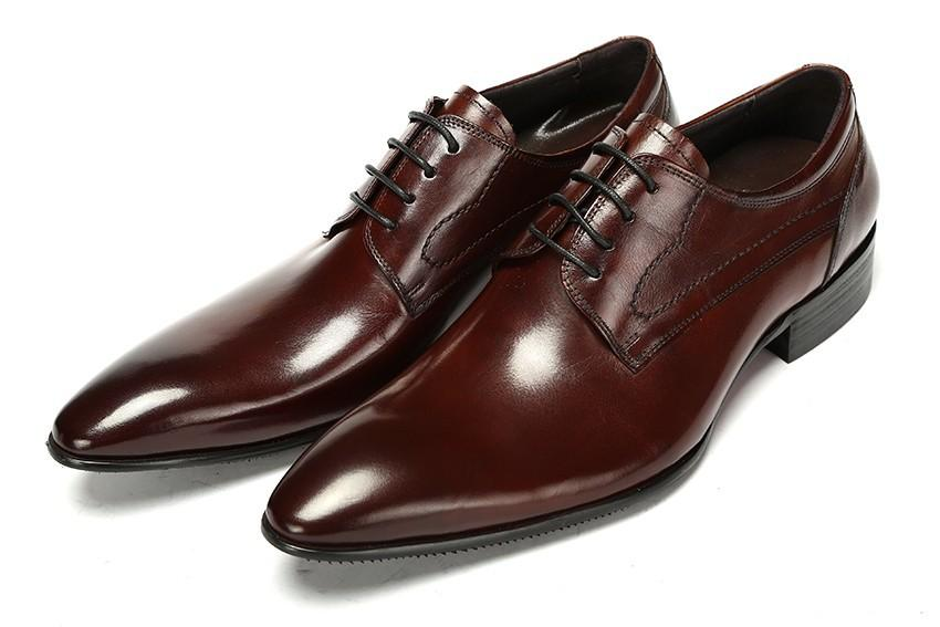 Expensive Formal Shoes Not Made Of Leather