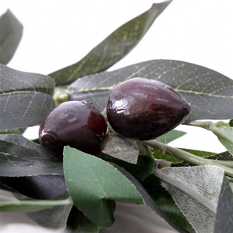 Well known 2018 2015 Hot Artificial Olive Branch Leaves Plastic Olive Leaves  NE32
