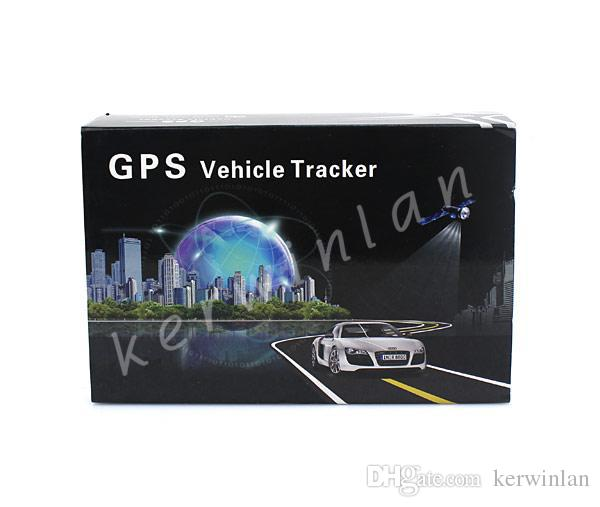 Realtime GSM/GPRS/GPS Car Vehicle Tracker Quad Band Tracking Device TK110 Car GPS Realtime Tracker Q0066A