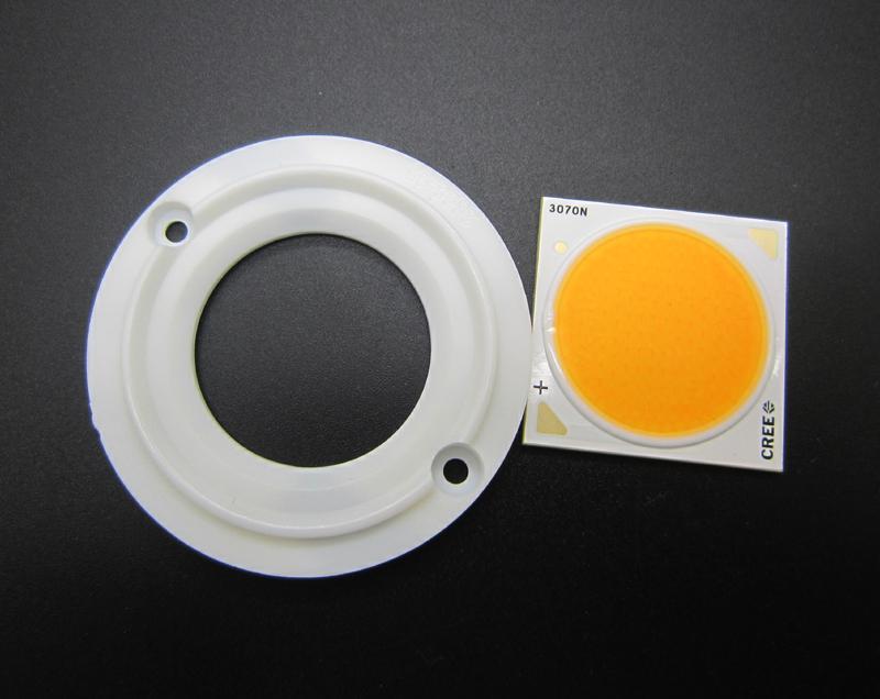 Cree CXA3070 114W Branco 5000k / Warm White 3000K Led Light 38.5-42V 1925-2800 mA + Led Titular COB DIY /