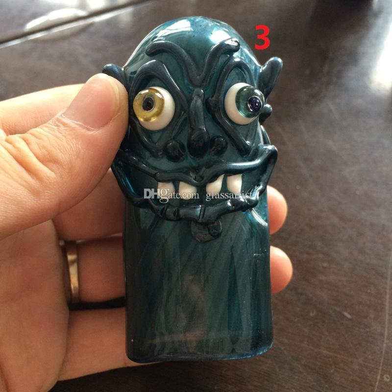 factory price wholesale crazy face ,2015 new glass bong 18.8mm female highly 13.77 inch