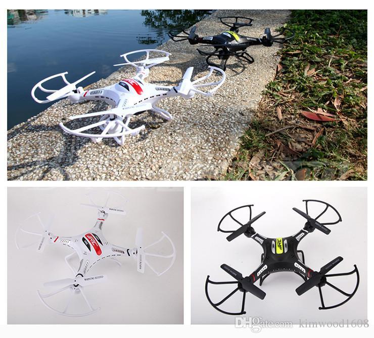 JJRC H8C RC Quadcopter 4CH 6 Axis 2MP Fotocamera RTF H8C Elicottero Giocattoli bambini Aereo 2.4 GHz Telecomando Regali di Natale Syma X5C