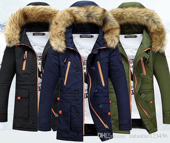 Duck Down Jacket Men | Fit Jacket
