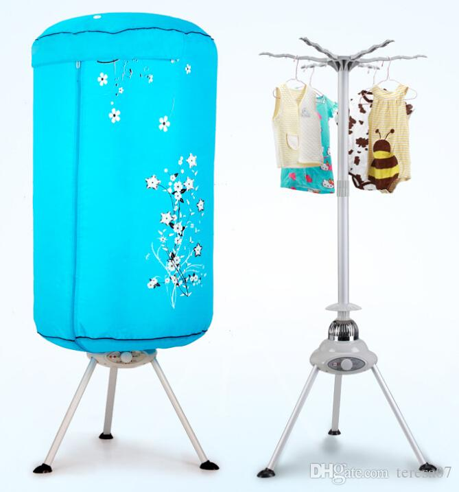 2017 Dhl Free Blue Color Electric Portable Clothes Dryer Stand,Clothes Dryer  Energy Saving Dryer With Heater For Hands From Teresa07, $94.48 | Dhgate.Com