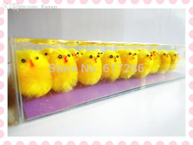 Wholesale easter chickeneaster decorationschenille chicksmini wholesale easter chickeneaster decorationschenille chicksmini chickshoteaster gifts3cm high gifts powerpoint gift price decorative gift bows online negle Images