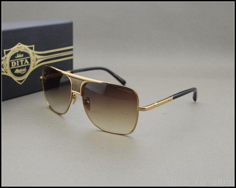 421511ddd3c5 2016 Famous DITA DRX2038 Matador Sunglasses Women Glasses Eyewear Metal  Square Sun Glasses Designer Eyeglasses Womens Sunglasses From Shop To Shop