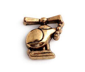 Оптовая продажа 20 шт. / лот золотой цвет вертолет DIY сплав плавающей медальон подвески, пригодный для стекла жизни магнитный медальон кулон