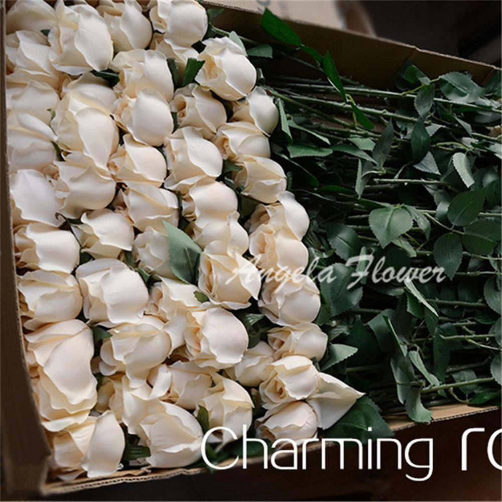 Hot 99pcs Full House Artificial mix silk Rose decorative Flowers Decoration for Wedding bouquet flower hotel Living room decoration gift