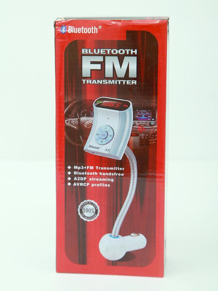 Car MP3 Player Radio Car Bluetooth Speaker Telefono Trasmettitore FM Vivavoce Bluetooth Kit caricabatterie iPhone 5 4s 4 6 6plus