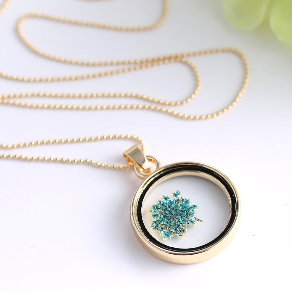 oblacoder aqua lockets oval locket necklace silver antique beautiful