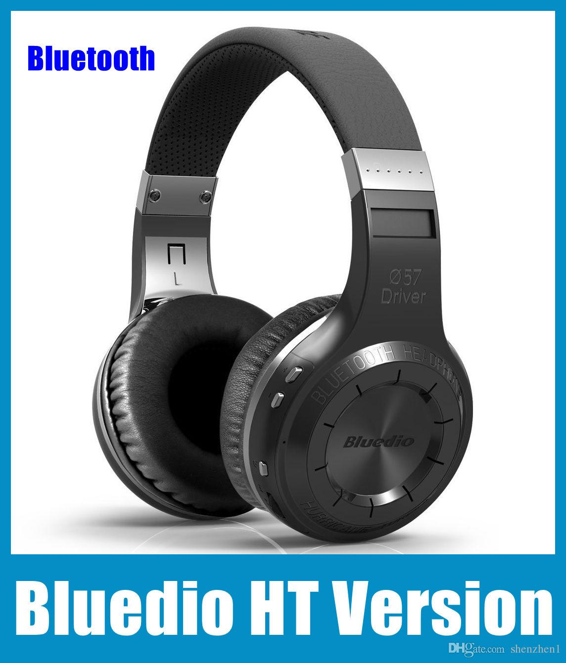 239a664ae44 New Arrival Headphones Bluedio HT Version 4.1 Bluetooth Wireless Headset  For Mobile Phone And Computers EAR113 Wireless Noise Cancelling Headphones  ...
