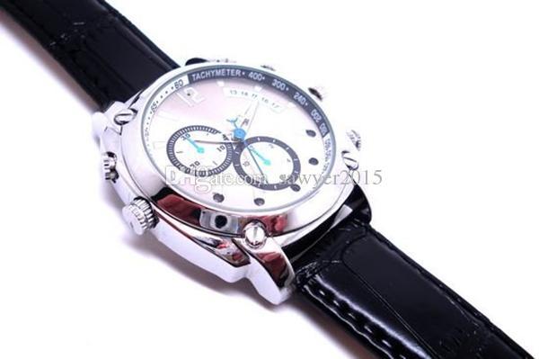 W7000 Waterproof watch Video camera 8GB 16GB 32GB FULL HD 1080P Watch Camera with IR night vision Watch mini DV DVR