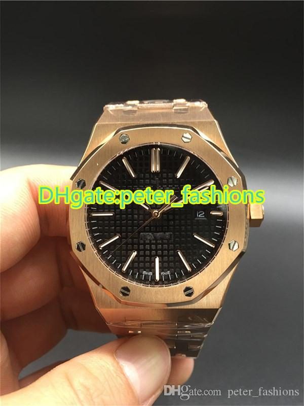 collector audemars in wrist steel circa stainless and yellow square royal watches piguet en gold oak watch