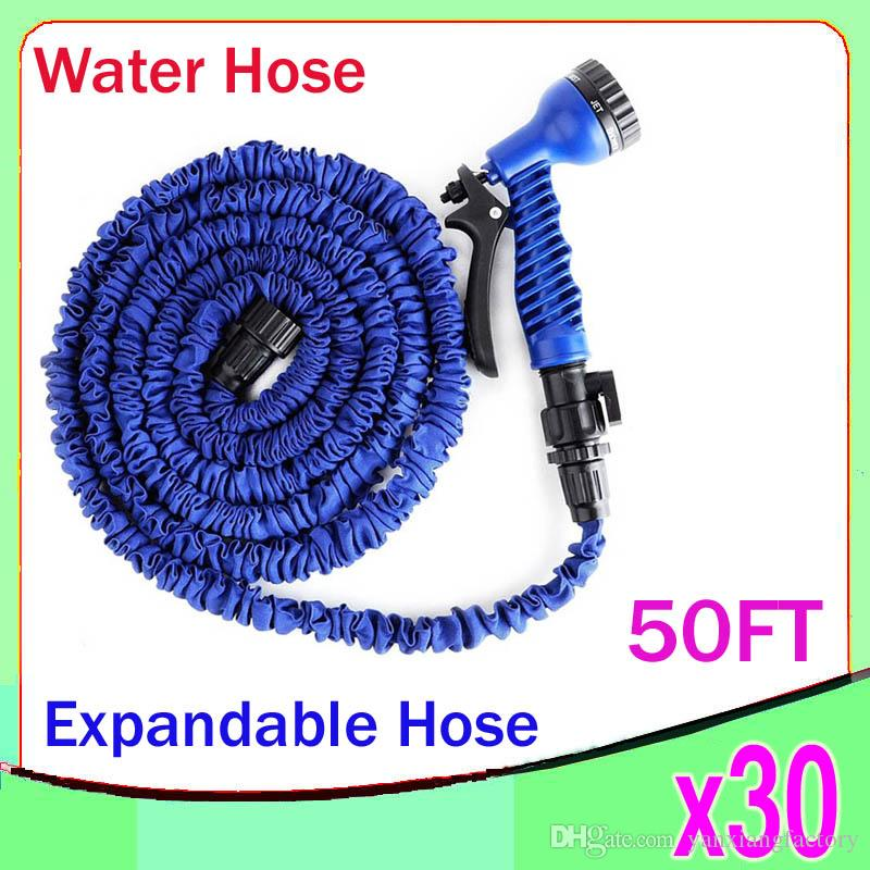 best flexible garden hose. 2018 Dhl Expandable \u0026 Flexible Water Garden Hose For Flowers Best Quality With Valve And Spray Nozzle 50ft Zy Sg 03 From Yanxiangfactory E