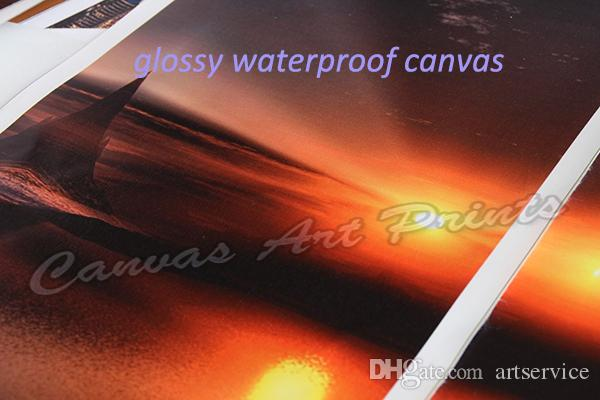 Wholesale Cheap Paintings Home Art Painting Blue Flower Canvas Art Picture Giclee Prints Wall Paintings for Sale