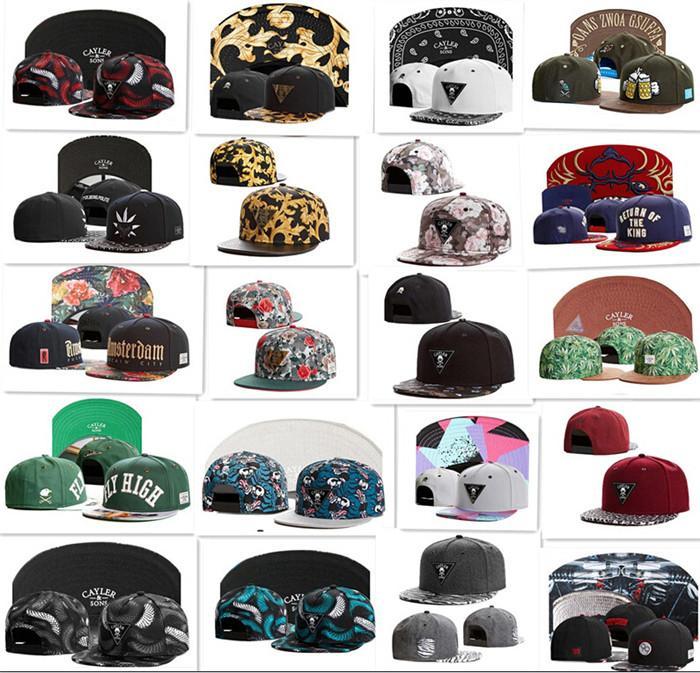 BEST PRICE New Design Snapback Hats Cap Cayler   Sons Snapbacks Snap Back  Baseball Sports Caps Hat Adjustable High Quality D264 Custom Hat Caps For  Men From ... d53cfc24df1