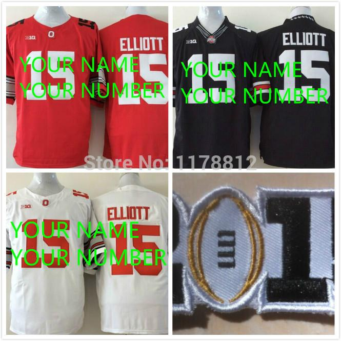 Factory Outlet- Custom Ohio State Football Jersey Personalized Any Name Any  Number Stitched NCAA Ohio State Custom Jersey Drop Shipping High Quality  Jersey ... 2cf43e0a7