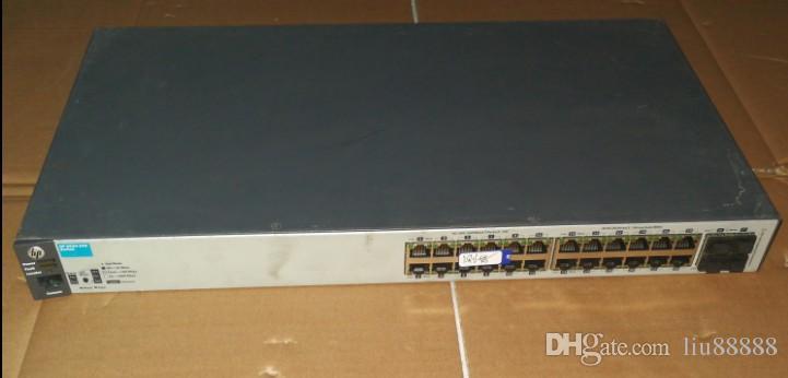 100% -Schalter für HP 2530-48G J9775A 48port / 2920-48G J9728A / HP 2610-24 J9085A / HP 2530-24G / 1700-24 J9080A / HP 2810-48G J9022A