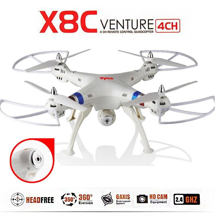 New Syma X8c With Hd Camera Big Rc Drone
