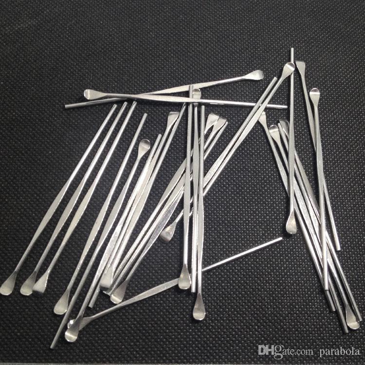 Dabber ferramenta de cera de estilo rico EGO atomizador de aço inoxidável ferramenta Dab titânio prego ferramenta Dabber seco erva vaporizador caneta livre