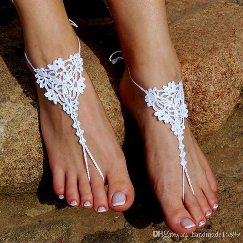 88b56f73cb2 OR Crochet Barefoot Sandals